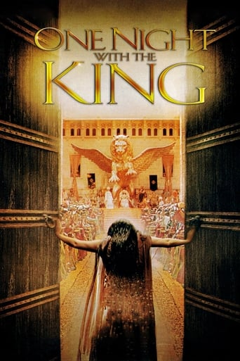 Poster of One Night with the King