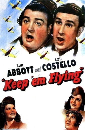 Poster of Keep 'Em Flying