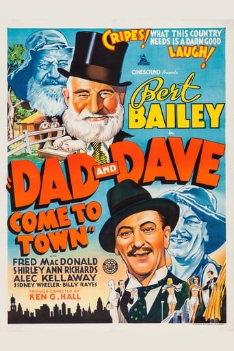 Poster of Dad and Dave Come to Town