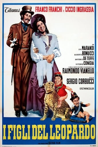 Poster of I figli del Leopardo