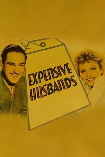 Poster of Expensive Husbands