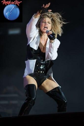 Poster of Fergie - Rock In Rio Lisboa 2016