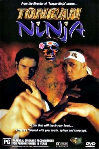 Poster of Tongan Ninja