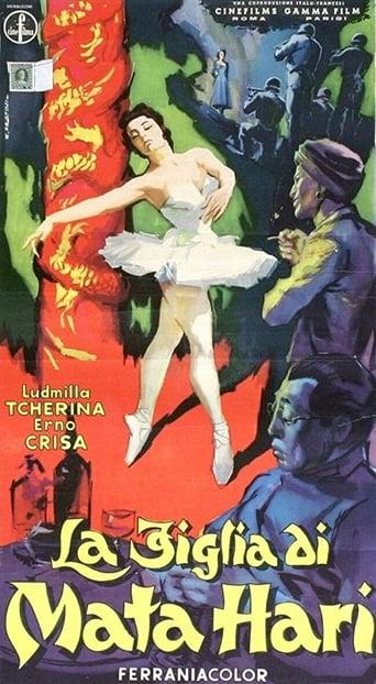 Poster of Mata Hari's Daughter