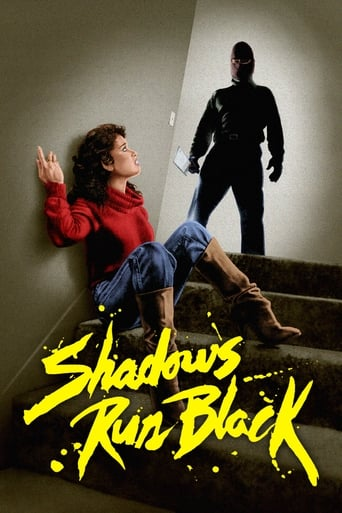 Poster of Shadows Run Black