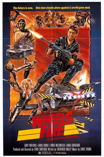 Poster of Wheels of Fire