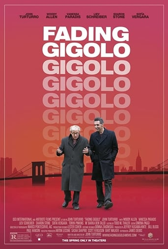 Poster of Fading Gigolo