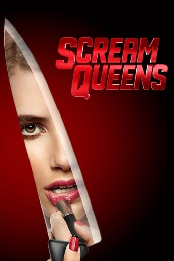Poster of Scream Queens