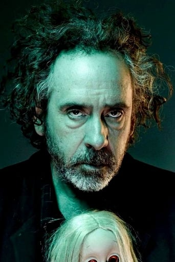 Image of Tim Burton