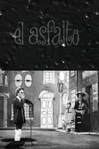 Poster of El asfalto