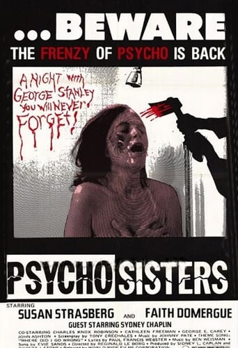 Poster of Psycho Sisters