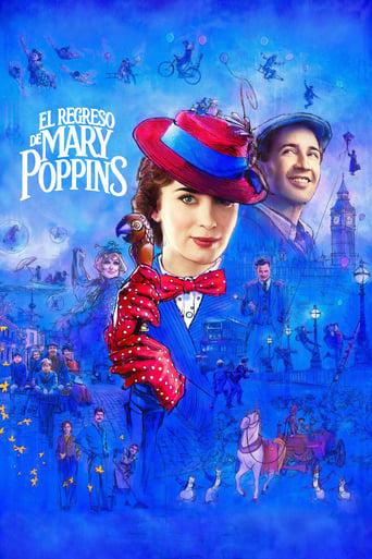 Poster of El regreso de Mary Poppins