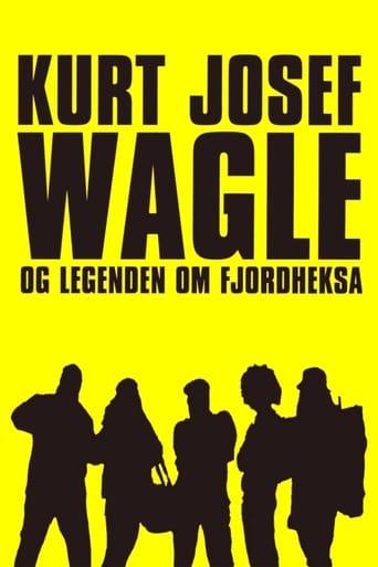 Poster of Kurt Josef Wagle og legenden om Fjordheksa