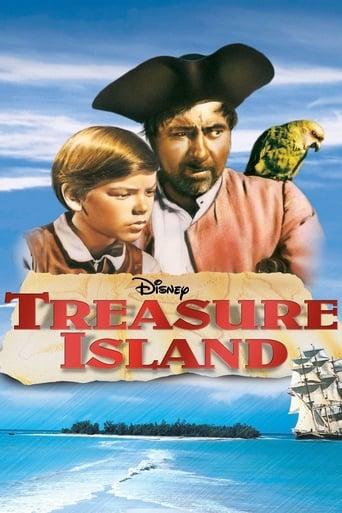 Poster of Treasure Island