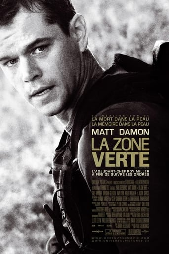 Poster of Green zone