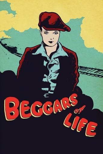 Poster of Beggars of Life