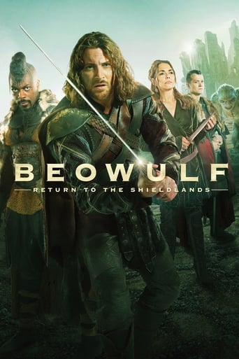 Poster of Beowulf: Return to the Shieldlands