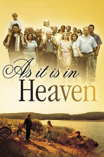 Poster of As It Is in Heaven