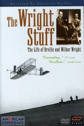 Poster of American Experience: The Wright Stuff