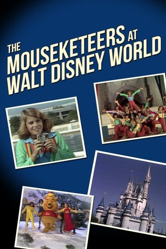 Poster of The Mouseketeers at Walt Disney World