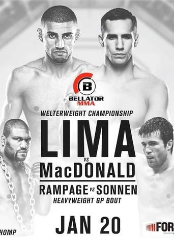 Bellator 192: Lima Vs. Macdonald