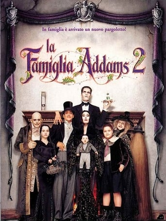 Poster of The New Addams Family