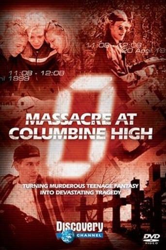 Poster of Zero Hour: Massacre at Columbine High