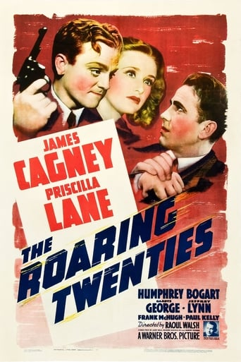 Poster of The Roaring Twenties