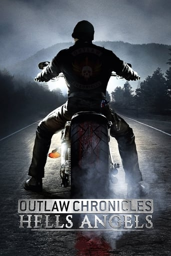 Poster of Outlaw Chronicles: Hells Angels