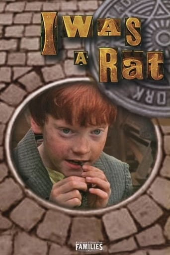 Poster of I Was a Rat