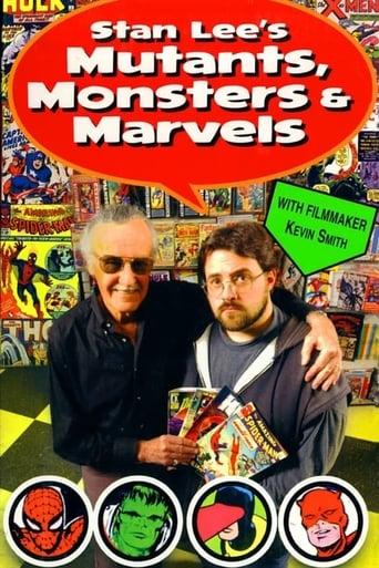 Poster of Stan Lee's Mutants, Monsters & Marvels