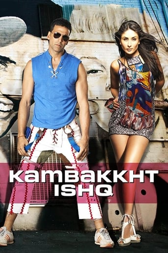 Poster of Kambakkht Ishq