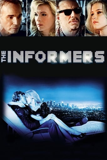 Poster of The Informers