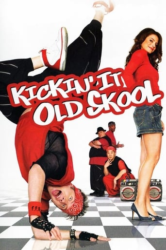 Poster of Kickin' It Old Skool