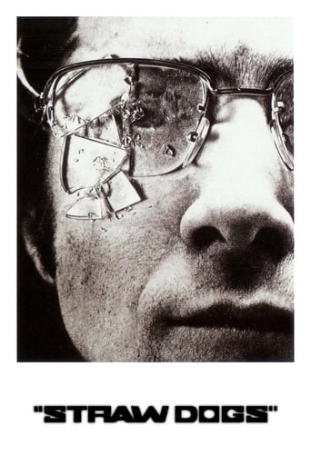 Poster of Straw Dogs