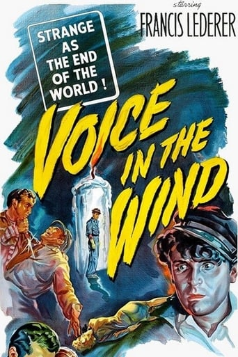 Poster of Voice in the Wind