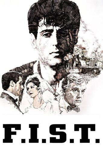 Poster of F.I.S.T.
