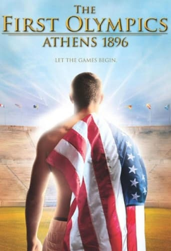 Poster of The First Olympics: Athens 1896