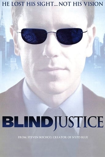Poster of Blind Justice