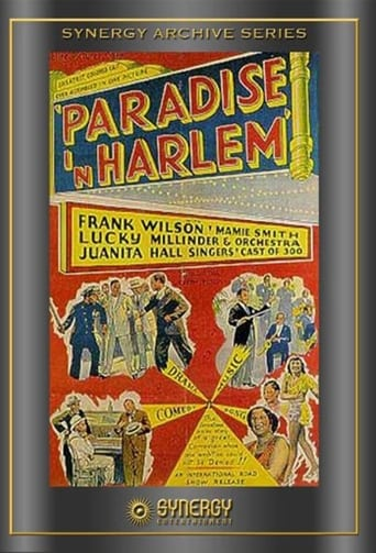 Poster of Paradise in Harlem