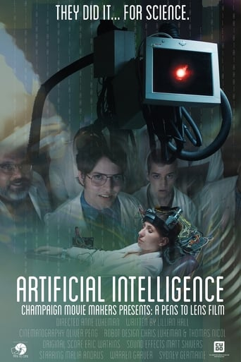 Poster of Artificial Intelligence