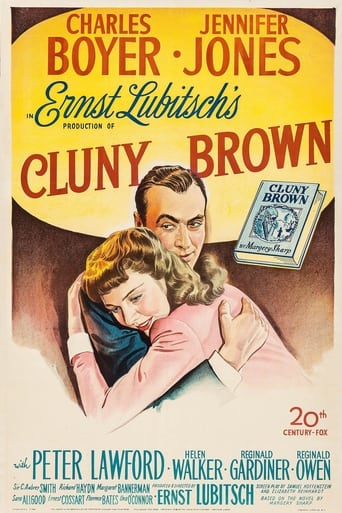Poster of Cluny Brown