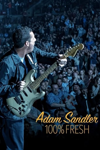 Poster of Adam Sandler: 100% Fresh