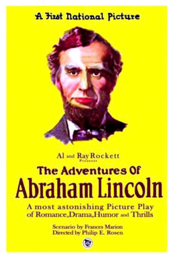 Poster of The Dramatic Life of Abraham Lincoln