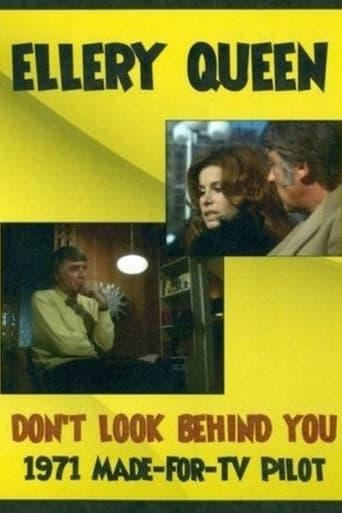 Poster of Ellery Queen: Don't Look Behind You