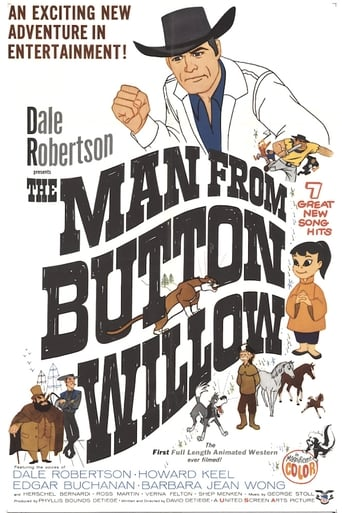 Poster of The Man from Button Willow