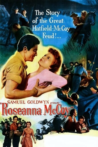 Poster of Roseanna McCoy