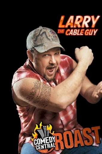 Poster of Comedy Central Roast of Larry the Cable Guy