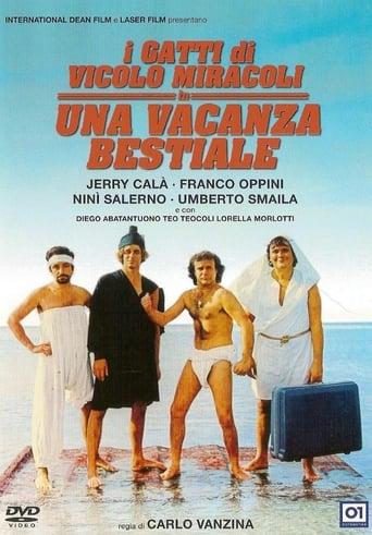 Poster of Una vacanza bestiale
