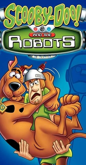 Poster of Scooby-Doo! and the Robots
